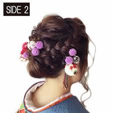 祝ご卒業卒業式袴に合う髪型ハーフアップとゆるふわアップ 振袖times