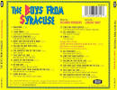 Boys from Syracuse [Original London Cast] [Bonus Tracks]
