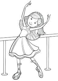 Tap Dance Coloring Pages Medium Size Of For Kids Just Free Printable
