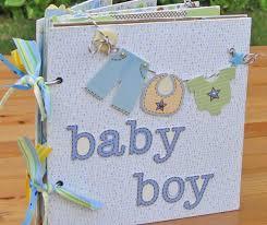 Baby Albums Mini Scrapbook Album Baby Album Mini Album Baby Boy Mini Album