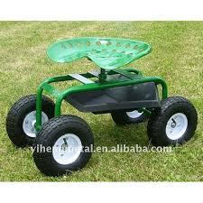 garden seat on wheels. Garden Caddy Tractor Seat On Wheels Tc4501b Buy Cart