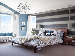 Best Paint Color For Small Bedroom Inspirational Until 20 Trendy Bedrooms  With Striped Accent Walls