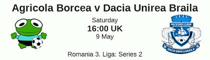 User's tip for event's page: Agricola Borcea Vs Dacia Unirea Brăila H2h Total Goals Btts And Team Stats