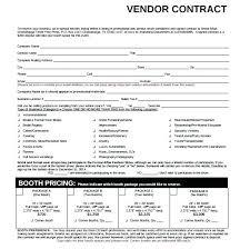 Venue Contract Template Event Venue Contract Template