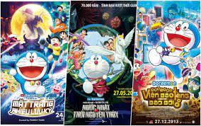 7 phim hoạt hình hay nhất của Doraemon dành cho các bé trong dịp hè 2019