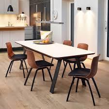 25 smukke spiseborde der vil opgradere ethvert hjem white dining tableextendable