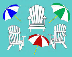 adirondack chairs clipart. Modren Adirondack Throughout Adirondack Chairs Clipart