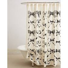 vintage shower curtain. Vintage Bows Shower Curtain A