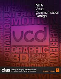 Mfa Communication Design Graphic Designer Mfa Visual Communication Design College