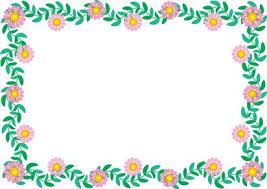 Floral Borders For Word Free Borders For Word Documents Professional Borders For