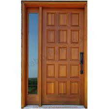 Front Doors  Inspirations Contemporary Solid Wood Front Door 99 Solid Wood Contemporary Front Doors Uk