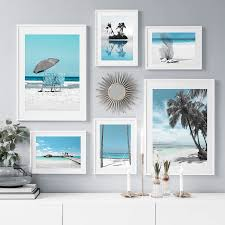 Trending 32 bali home decor france. Blue Beach Coconut Tree Bali Maldives Wall Art Canvas Painting Nordic Posters And Prints Wall Pictures For Living Room Decor Painting Calligraphy Aliexpress