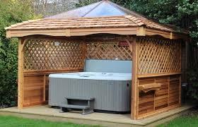 hot tub gazebos gazebos timber s