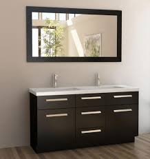 compact double sink bathroom vanities for spacious master bathroom design traditional guest bathroom decor ideas