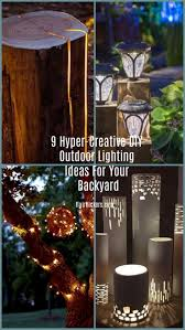 outdoor lighting ideas diy.  Lighting With Outdoor Lighting Ideas Diy L