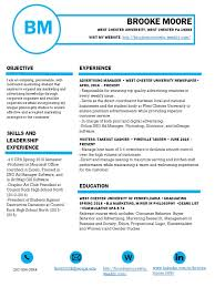 brooke moore resume web