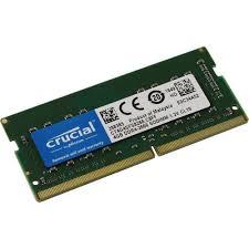 <b>Модуль памяти</b> Crucial <b>SO</b>-<b>DIMM DDR4</b> DIMM 4 Гб PC4-21300 1 ...
