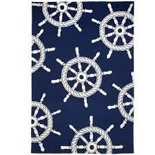 coastal outdoor rugs nautical kitchen rug lighthouse area palm tree round tropical coffee tables leaf living room style design decor blue cottage inspired