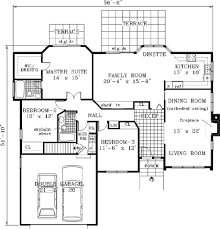 Kirtley Modern Ranch Home Plan 089D-0029 | House Plans And More