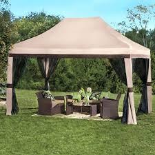 patio tent gazebo oversized instant pop up gazebos patio canopy gazebo 10 x 12