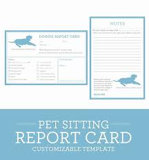 57 New Photos Of Pet Sitter Notes Template Natty Swanky