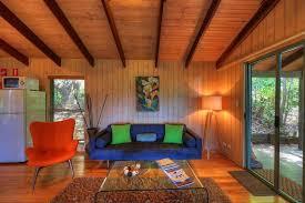 Treetops Accommodation Montville  Romantic Seaview And Rainforest Treehouse Montville