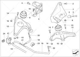 Bmw 528i rear suspension diagram