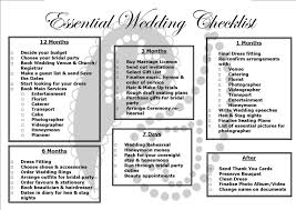 Printable Wedding Timeline Checklist Project Management For Wedding Planning An Engineers Perspective