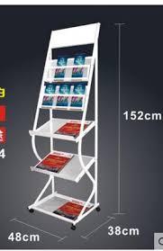 magazine rack office. Magazine Rack. Office Book Collect Display Rack N