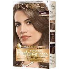 Loreal Light Brown Loreal Preference Hair Color Light Brown