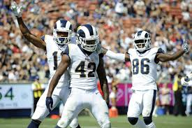 Rams Rb Depth Chart 2019 Rams Roster Preview Rb John Kelly Running It Back