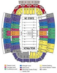 Carter Finley Stadium Seating Chart Rows Ncsu Carter Finley Stadium Seating Chart Bedowntowndaytona Com