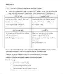 strengths and weaknesses examples nice sample of business action plan with paragraph and table of