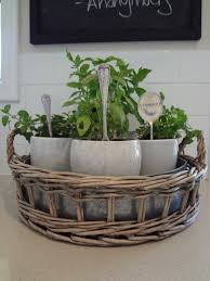 Kitchen Herb Garden Planter 30 Herb Garden Ideas To Spice Up Your Life Garden Lovers Club