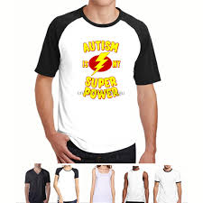 Autism Shirt Designs Us 12 99 Autism Is My Super Power T Shirt Stranger Things Design T Shirtnew New Fashion Graphic Letter T Shirt Casual O Neck In T Shirts From Mens