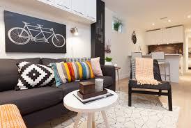 Basement Apartment Design Stunning The Best Colour Palettes To Brighten A Basement