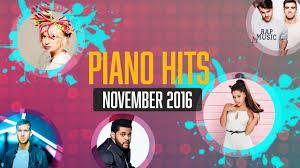 Charts Hits 2016 Pandapiano Pop Songs 1hr Relaxing Billboard Chart Hits 2016