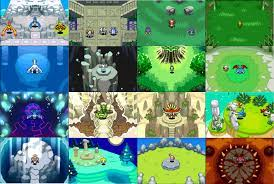 Finally recruited all the Legendary Pokemon in Red Rescue Team (plus a few  used to recruit the rest): MysteryDungeon