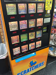 Lottery Ticket Vending Machine Inspiration Lottery Ticket Vending Machine Yelp