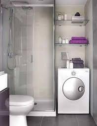 Small Shower Toilet Design