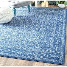 blue and white area rugs area rug blue navy blue and white area rug cobalt blue