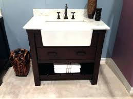 bathroom farm sink. Bathroom Farm Sink Faucet Farmhouse Accessories Apron . L