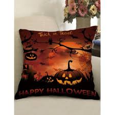 [34% OFF] 2020 <b>Halloween Theme Print Gothic</b> Pillow In Multicolor ...