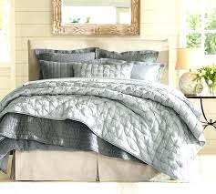 pottery barn quilts discontinued. Beautiful Barn Pottery Barn Quilts Tufted Voile Quilt Shams In Gray Mist Pick Stitch Review Intended Pottery Barn Quilts Discontinued