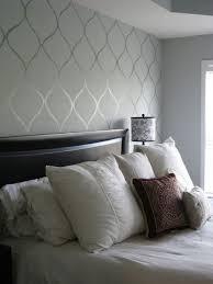 Schlafzimmer Wand Design Ideen Für Raffinierte Ideen Schlafzimmer  Wandgestaltung Auf Foto