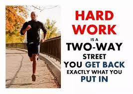 is there any alternative to hard work for success so take some pain and work hard you one day inspire others good luck
