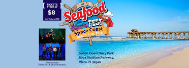 Space Coast Daily Park Seating Chart Seafood Festival