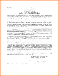6 Statement Of Qualifications Sample Registration Statement 2017