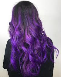 20 Purple Balayage Ideas From Subtle