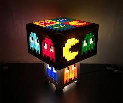 Pac Man Lego Lamps Bricka Bricka Bricka